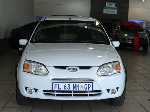 2010 Ford Bantam 1.6i Xl Pu Sc  North West Province Potchefstroom_0