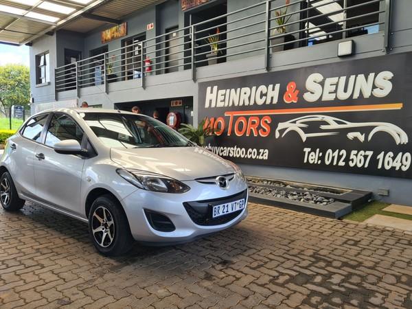 2012 Mazda 2 1.3 Active 5dr  Gauteng Pretoria_0