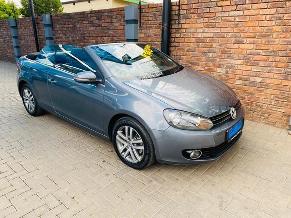 2012 Volkswagen Golf Vi 1.4 Tsi Cabrio Cline  Gauteng Pretoria_0