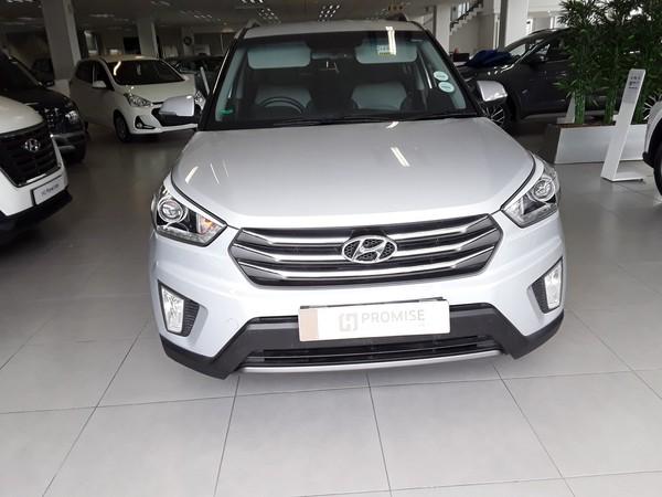2017 Hyundai Creta 1.6D Executive Auto Gauteng Sandton_0