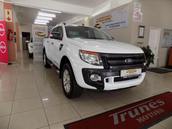 2015 Ford Ranger 3.2TDCi Wildtrak Auto Double cab bakkie Gauteng Boksburg_0