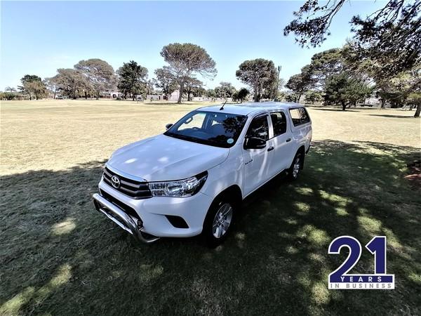 2017 Toyota Hilux 2.4 GD-6 SRX 4x4 Double Cab Bakkie Eastern Cape Port Elizabeth_0