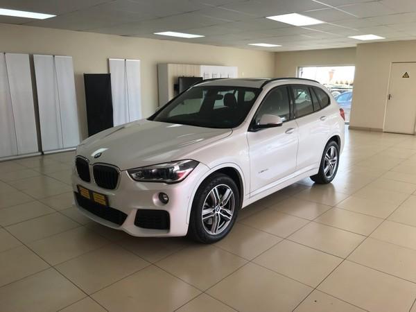 2016 BMW X1 xDRIVE20d M Sport Auto Northern Cape Kimberley_0
