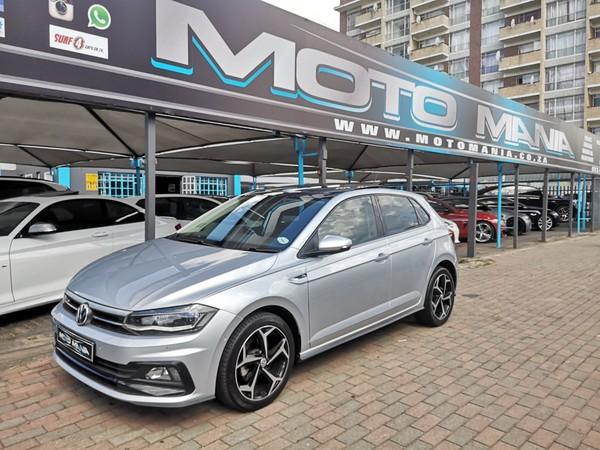 2018 Volkswagen Polo GP 1.0 TSI R-LINE DSG Gauteng Benoni_0