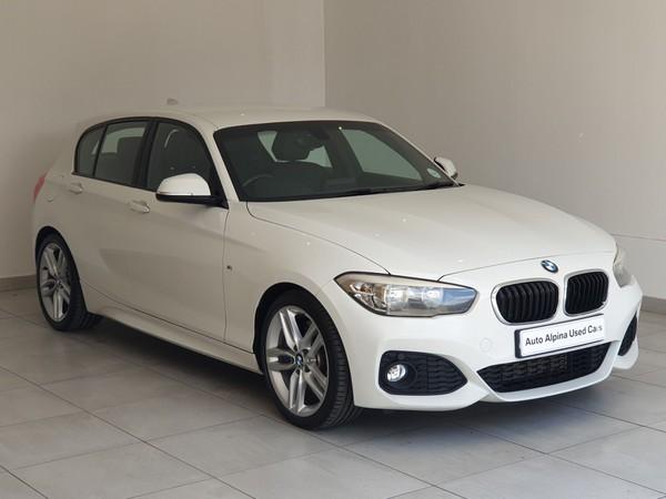 2016 BMW 1 Series 125i M Sport 5DR Auto f20 Gauteng Boksburg_0