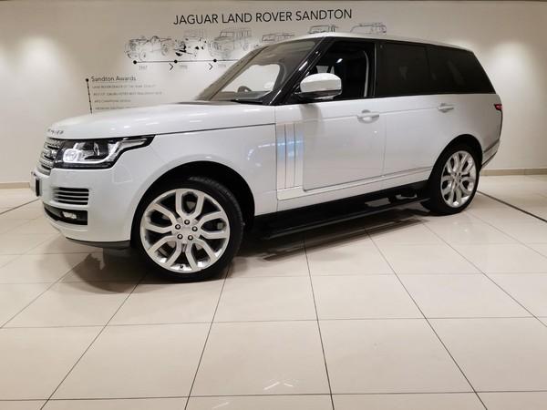 2017 Land Rover Range Rover 5.0 V8 Sc Vogue Se  Gauteng Rivonia_0
