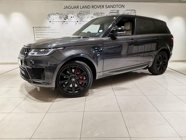 2018 Land Rover Range Rover Sport 5.0 V8 SC HSE DYNAMIC Gauteng Rivonia_0