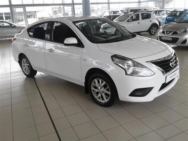 2017 Nissan Almera 1.5 Acenta Eastern Cape East London_0