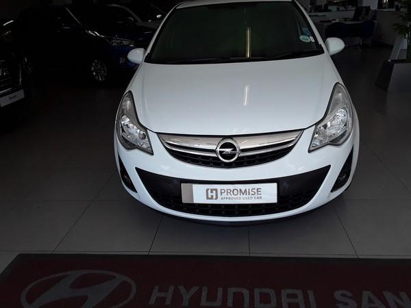 2013 Opel Corsa 1.4T Enjoy 5-Door Gauteng_0