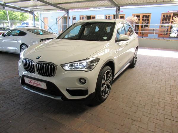 2016 BMW X1 xDRIVE20d Auto Western Cape Paarl_0
