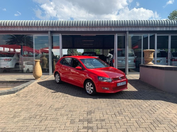 2012 Volkswagen Polo 1.4 Comfortline 5dr  Mpumalanga Delmas_0