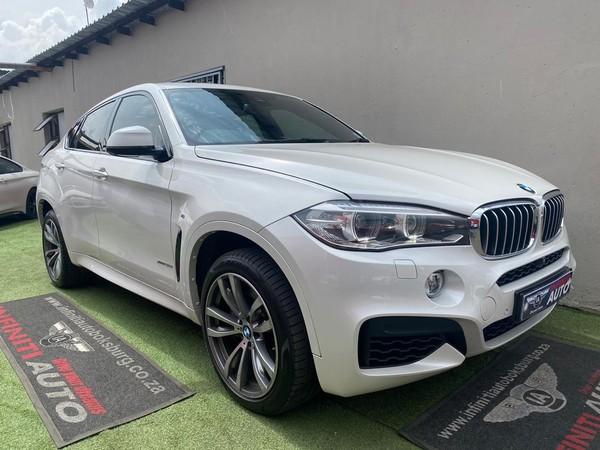 2015 BMW X6 M  Gauteng Boksburg_0