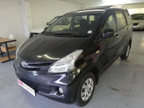 2013 Toyota Avanza 1.5 Sx  Kwazulu Natal_0