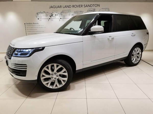 2019 Land Rover Range Rover 2.0 PHEV Vogue SE 297KW Gauteng Rivonia_0