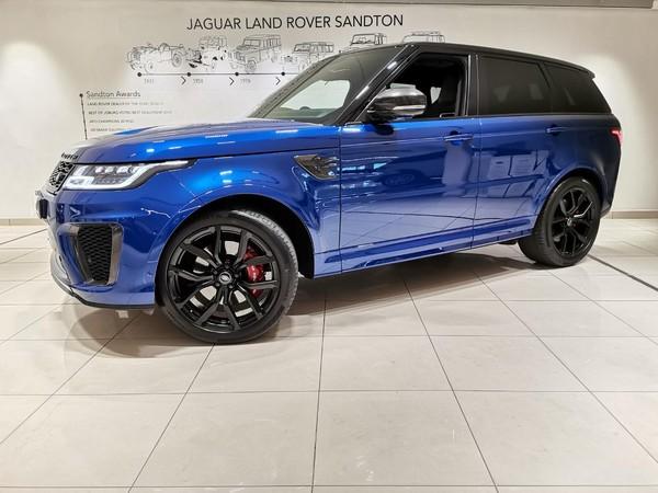 2018 Land Rover Range Rover Sport 5.0 V8 SC SVR Gauteng Rivonia_0