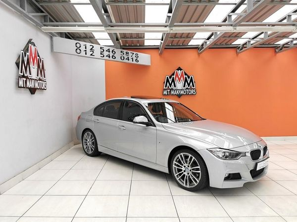 2014 BMW 3 Series 320d M Sport Line At f30  Gauteng Pretoria_0
