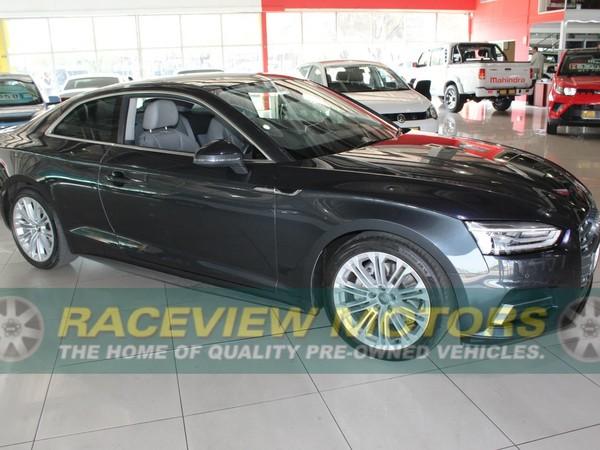 2018 Audi A5 2.0 TDI Stronic Sport Gauteng Alberton_0