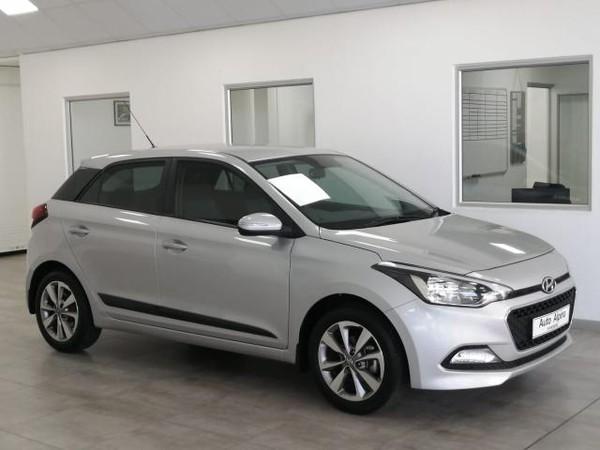 2015 Hyundai i20 1.4 Fluid Auto Gauteng Randburg_0