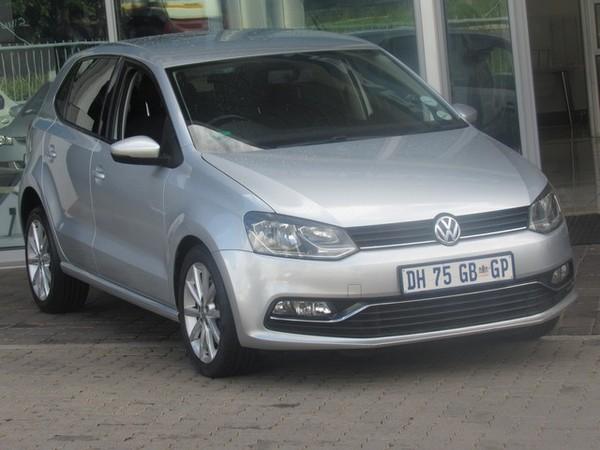 2014 Volkswagen Polo 1.2 TSI Highline DSG 81KW Gauteng Roodepoort_0