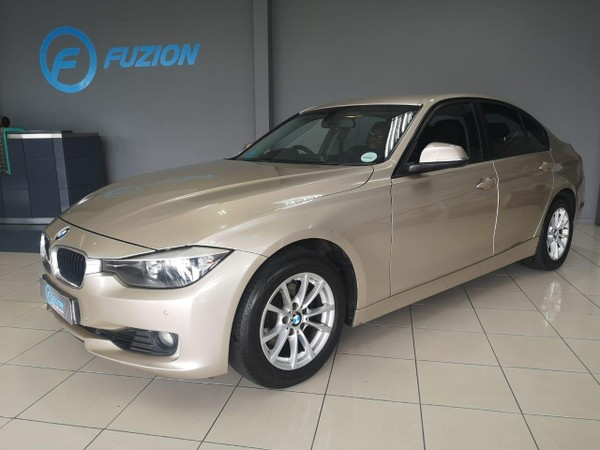 2013 BMW 3 Series 320i  At f30  Western Cape Kuils River_0