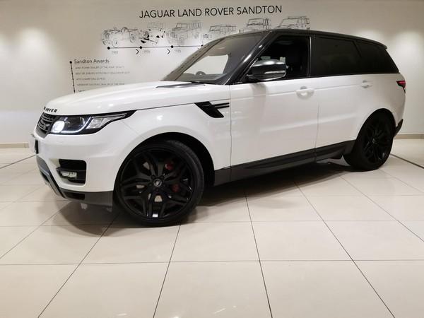 2016 Land Rover Range Rover Sport 5.0 V8 SC HSE DYNAMIC Gauteng Rivonia_0