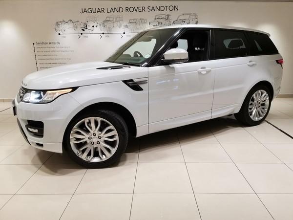 2018 Land Rover Range Rover Sport 3.0 SDV6 SE Gauteng Rivonia_0