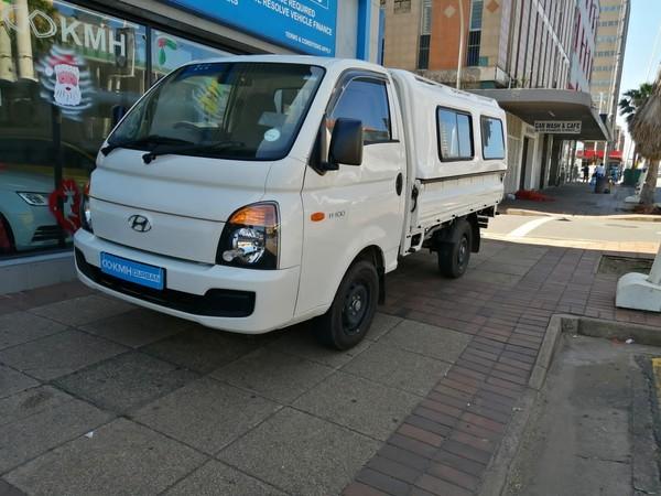 2020 Hyundai H100 Bakkie 2.6d Fc Ds  Kwazulu Natal Durban_0