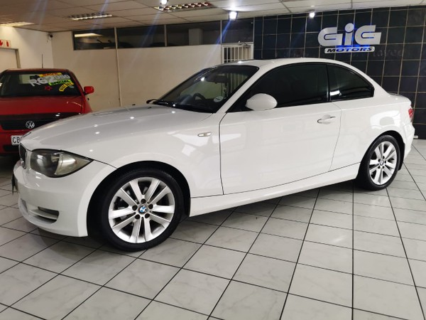 2009 BMW 1 Series 120d Coupe  Gauteng Edenvale_0