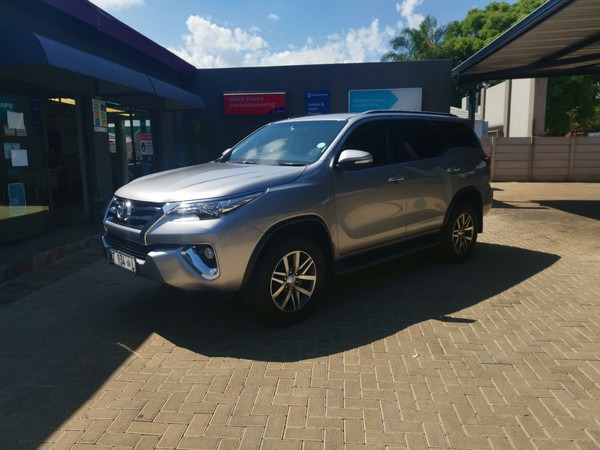2017 Toyota Fortuner 2.8GD-6 RB Auto Limpopo Polokwane_0