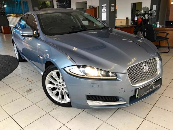 2013 Jaguar XF 2.0 I4 Premium Luxury  Gauteng Sandton_0