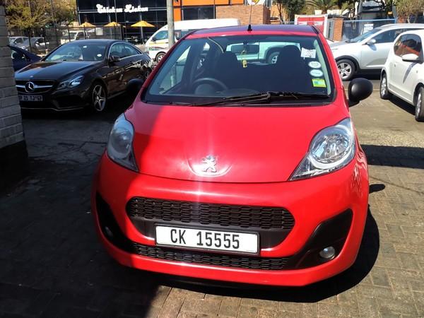 2014 Peugeot 107 Urban  Gauteng Pretoria_0