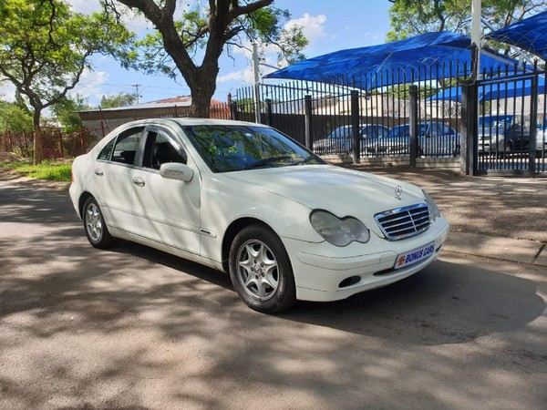 2001 Mercedes-Benz C-Class C 180 Avantgarde At  Gauteng Pretoria West_0