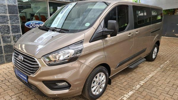 2020 Ford Tourneo Custom 2.2TDCi Ambiente LWB Limpopo Mokopane_0