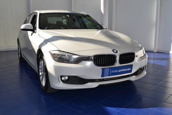 2013 BMW 3 Series 320i  At f30  Western Cape Cape Town_0
