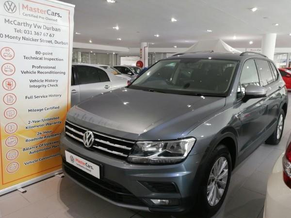 2019 Volkswagen Tiguan Allspace 1.4 TSI Trendline DSG 110KW Kwazulu Natal Durban_0