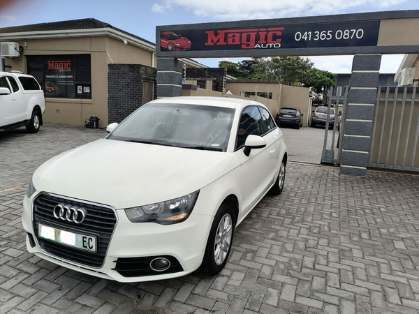 2011 Audi A1 1.4t Fsi  Attraction 3dr  Eastern Cape Port Elizabeth_0