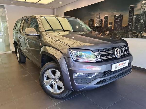 2018 Volkswagen Amarok 3.0 TDi Highline 4Motion Auto Double Cab Bakkie Free State Bloemfontein_0