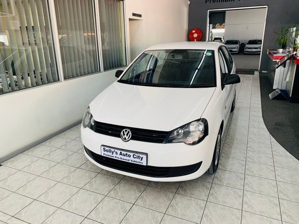 2012 Volkswagen Polo Vivo 1.4 5Dr Eastern Cape Port Elizabeth_0