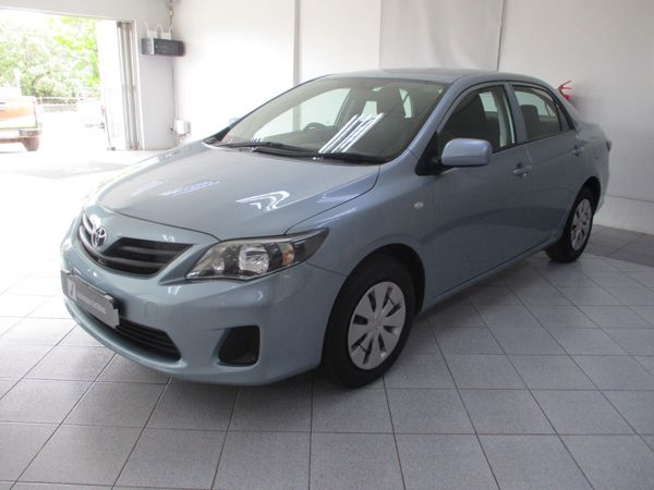2016 Toyota Corolla Quest 1.6 Eastern Cape Humansdorp_0