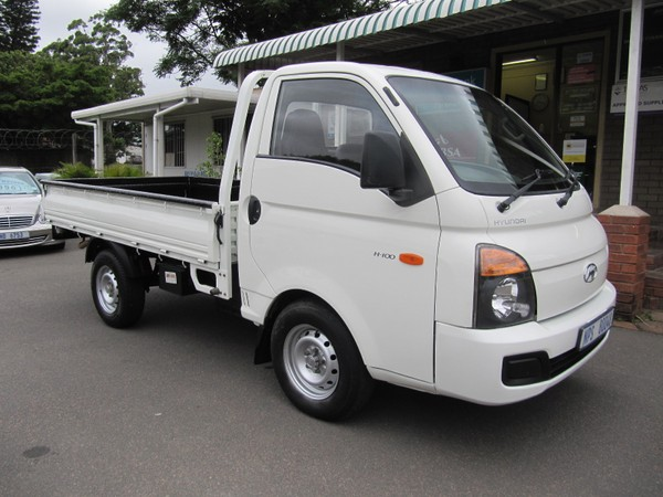 2012 Hyundai H100 Bakkie 2.6d Fc Ds  Kwazulu Natal Pinetown_0
