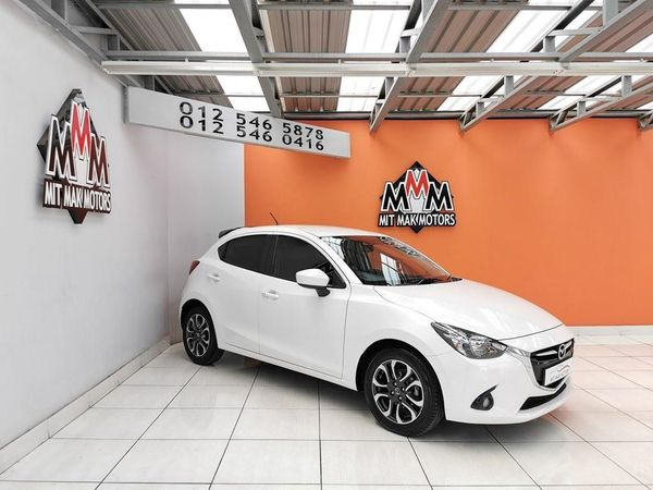2017 Mazda 2 1.5DE Hazumi Auto 5-Door Gauteng Pretoria_0