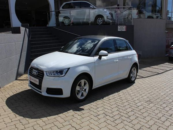 2018 Audi A1 Sportback 1.0T FSi SE Gauteng Johannesburg_0