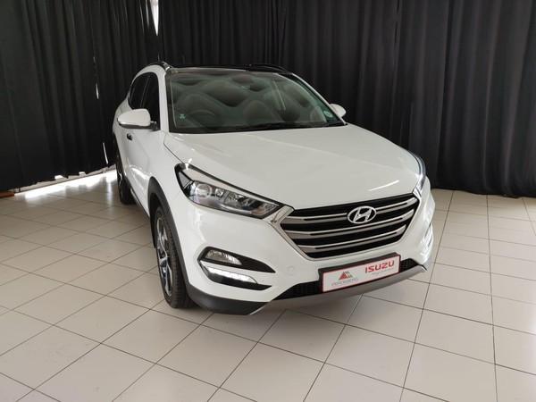 2016 Hyundai Tucson 1.6 TGDI Elite DCT Western Cape Malmesbury_0