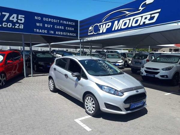 2017 Ford Fiesta 1.0 Ecoboost Ambiente 5-Door Western Cape Bellville_0