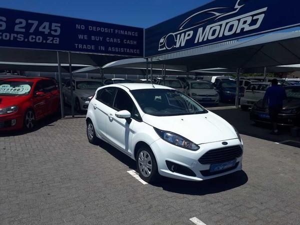 2014 Ford Fiesta 1.6 Tdci Trend 5dr  Western Cape Bellville_0
