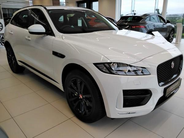 2021 Jaguar F-Pace 2.0 i4D AWD R-Sport Kwazulu Natal Umhlanga Rocks_0