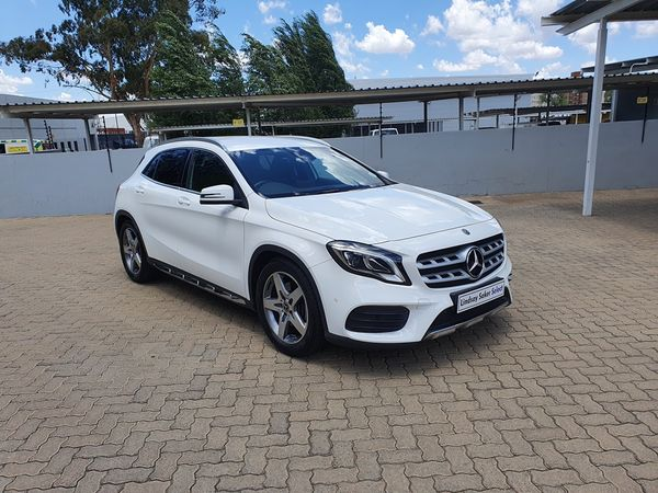 2019 Mercedes-Benz GLA-Class 250 4Matic Free State Bloemfontein_0