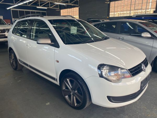 2014 Volkswagen Polo Vivo 1.6 MAXX Free State Bloemfontein_0