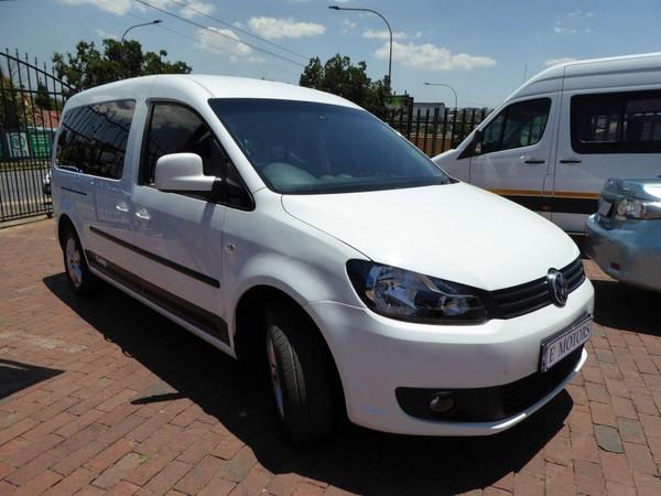 2014 Volkswagen Caddy 2.0tdi 81kw Trendline  Gauteng Bramley_0