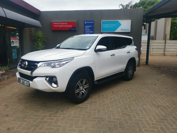 2017 Toyota Fortuner 2.4GD-6 RB Auto Limpopo Polokwane_0